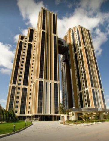 Uphill Towers